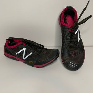 New Balance Sz 7.5 Minimus Trail Shoe Vibram Sole